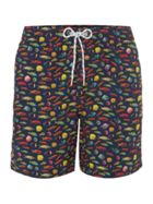 Men's Howick Fish Photographic Swim Short