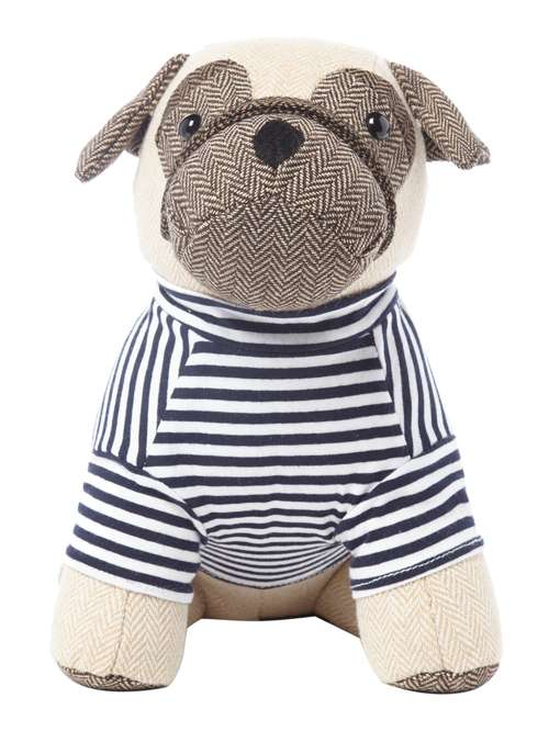 Linea Pete The Pug Doorstop House Of Fraser