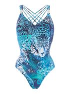 Jungle Jaguar Kayla Swimsuit