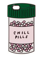 Ban.do Chill pills silicone iphone 6 case