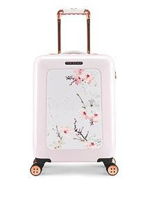 Pink Suitcases at House of Fraser