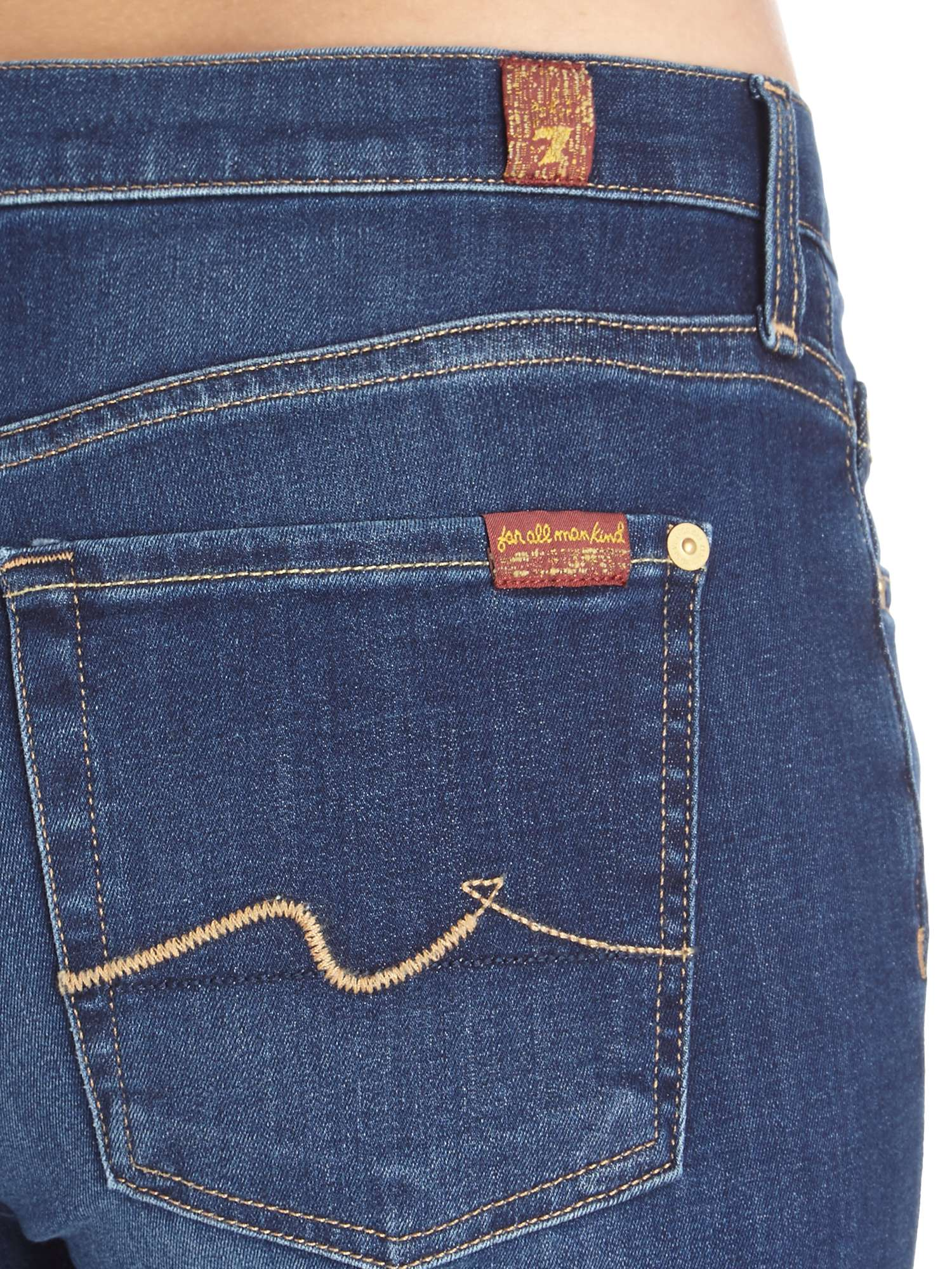 Jean air Duchess All B For The Mankind Skinny 7 7PxAqP