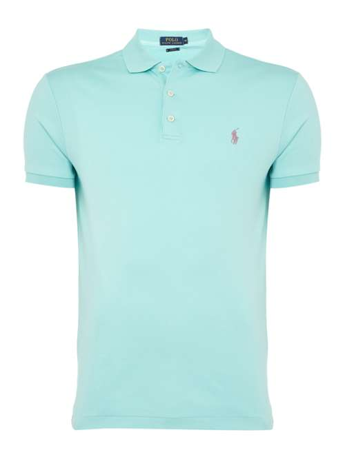 Polo Ralph Lauren Slim Fit Polo Player Shirt - House of Fraser a2cd0778183