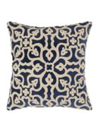 Junipa Chapra Ornamental Embroidered Cushion