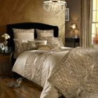 Kylie Minogue Esta Gold housewife pillowcase