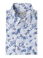 Men's Turner & Sanderson Dawley Stripe Floral Shirt