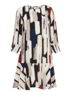 Linea Olivia Brush Printed Tunic