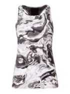 Label Lab Marble Vest Top