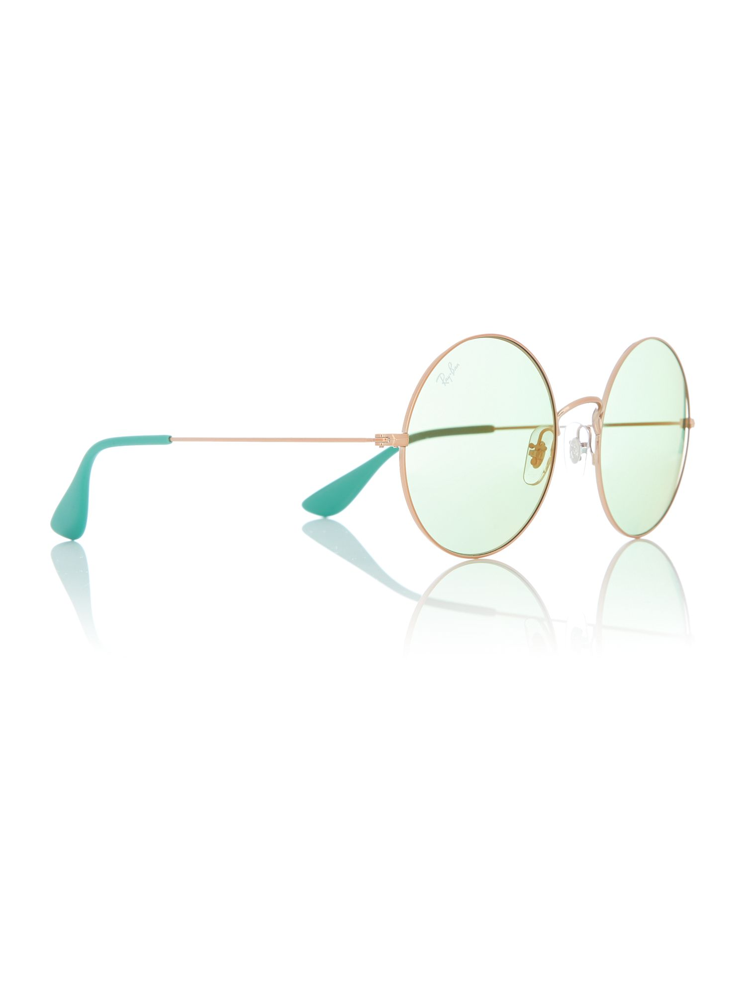 shop for brown women s sunglasses house of fraser Ray-Ban Sunglasses 2132 ray ban brown rb3592 round sunglasses