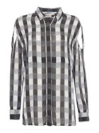 Label Lab Gingham Check Blouse