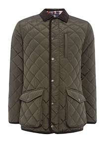 Men's Quilted Jackets | Jackets for Men - House of Fraser