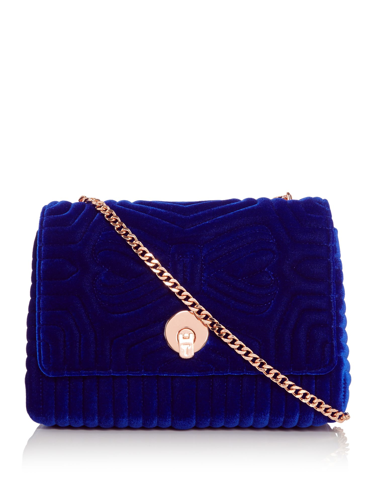 Ted Baker Rachila Quilted Crossbody Bag