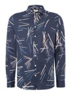 Men's GANT Pencil Print Shirt