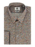 Men's PS By Paul Smith Micro Marble Print