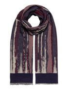 Maison De Nimes Large brush scarf