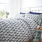 Dickins & Jones Tulip print duvet cover