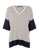 Max Mara Weekend Coccole V Neck Knit Top
