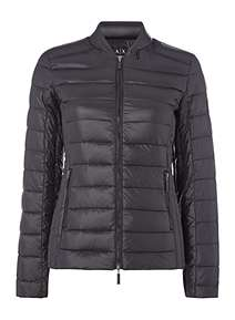 7d26ee16b Armani Exchange Women's Synthetic Coats & Jackets at House of Fraser