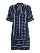 Lauren Ralph Lauren Vorzal 34 Sleeve Casual Dress