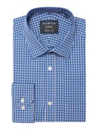 Men's Howick Tailored Ocean Gingham Check Shirt