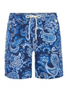 Men's Polo Ralph Lauren Paisley Print Swimshorts
