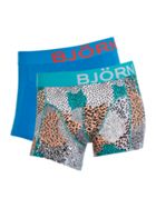 Men's Bjorn Borg 2 pack print and plain