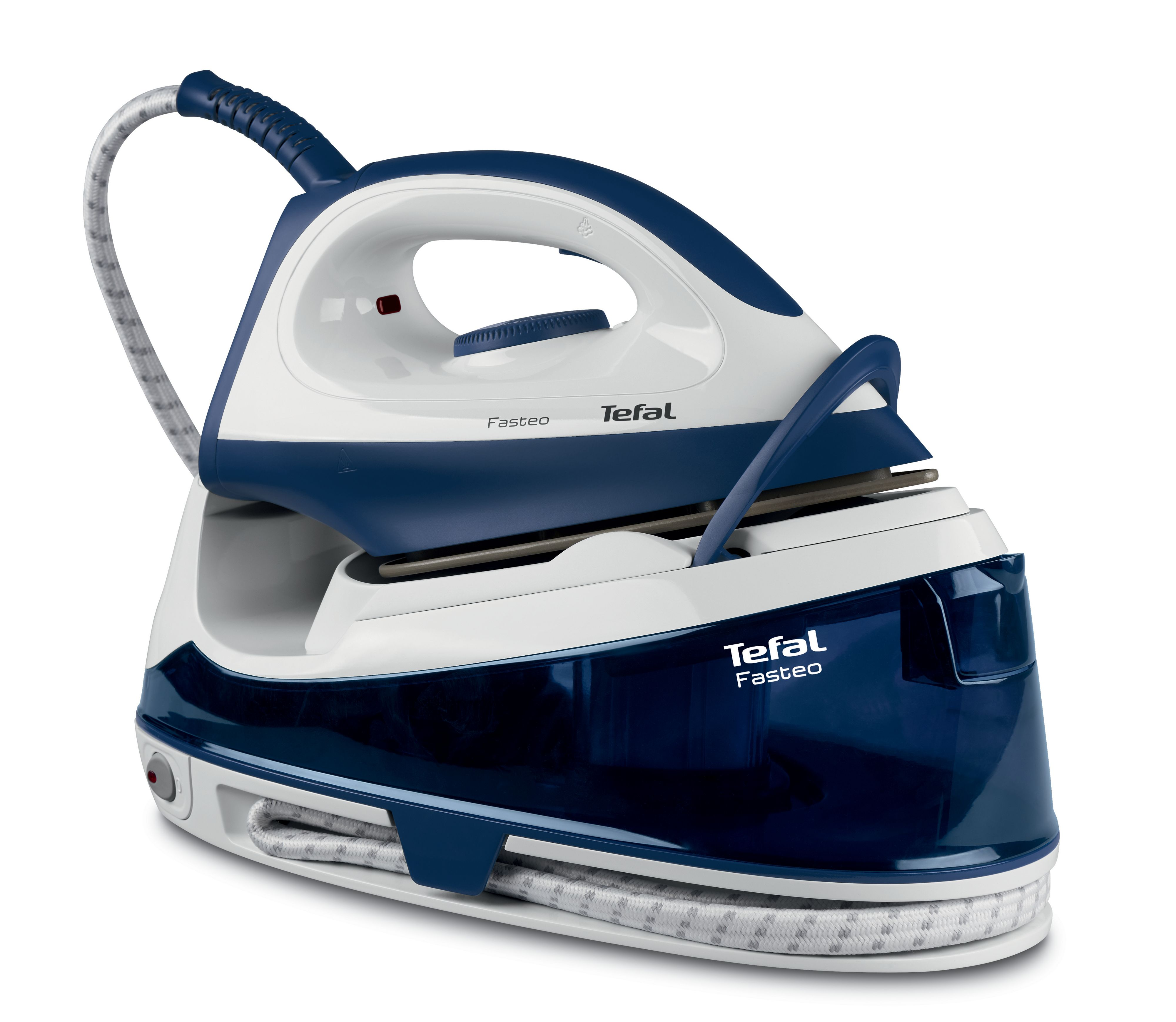 Tefal Fasteo Steam Generator Iron SV6040 Blue