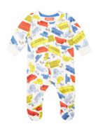 Joules Baby Boys Car Print All In One