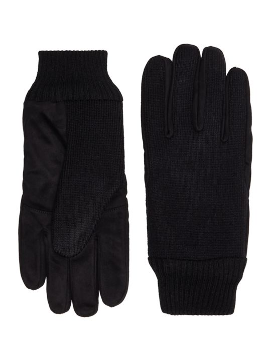 Howick Knitted And Suede Glove