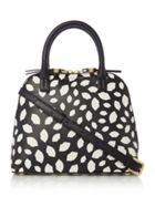 Lulu Guinness Bobbi lip panel tote