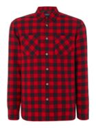 Men's Criminal Buffalo Check Shacket