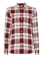 Levi's WT Checked Boyfriend Shirt with Pocket