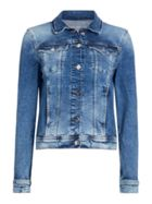 Calvin Klein Long sleeves Denim Jackit with Front