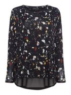 Label Lab Meteor Print Twis Back Knit &