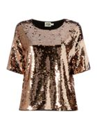 Twist and Tango Darcy Sequin Tee
