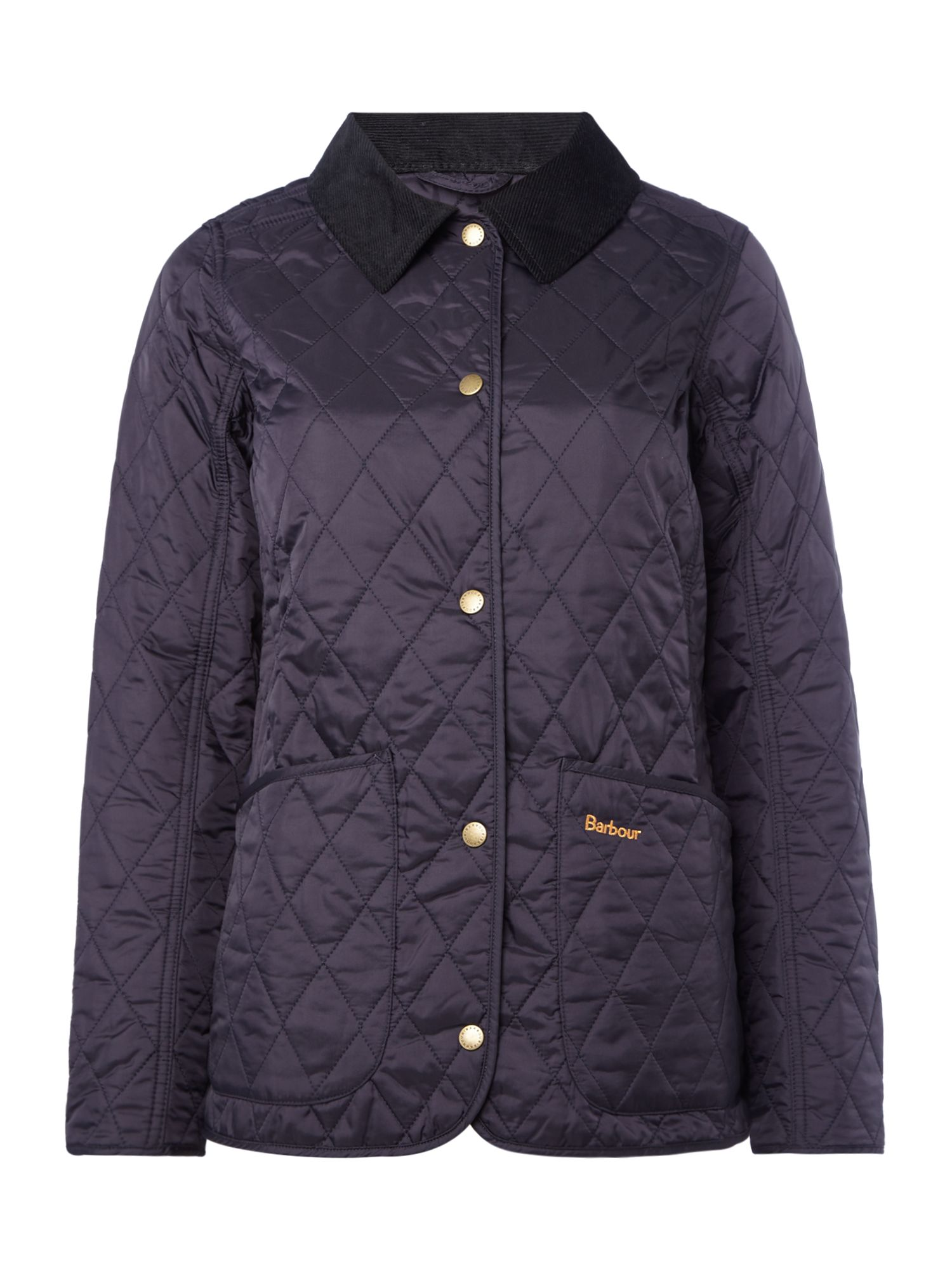 womens barbour quilted jacket
