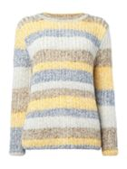 Hive Striped Knited Jumper