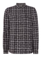 Men's Label Lab Tyson Black & White Check