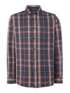 Men's Howick Woodbury Check Long Sleeve Shirt
