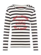 Zadig & Voltaire Girls Long Sleeve T-Shirt