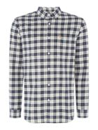 Men's Farah Coleville Long Sleeve Heavy Brushed Check