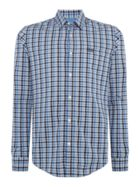Men's Hugo Boss Buster long sleeve check shirt