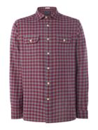 Men's Howick Stoll Gingham Long Sleeve Shirt