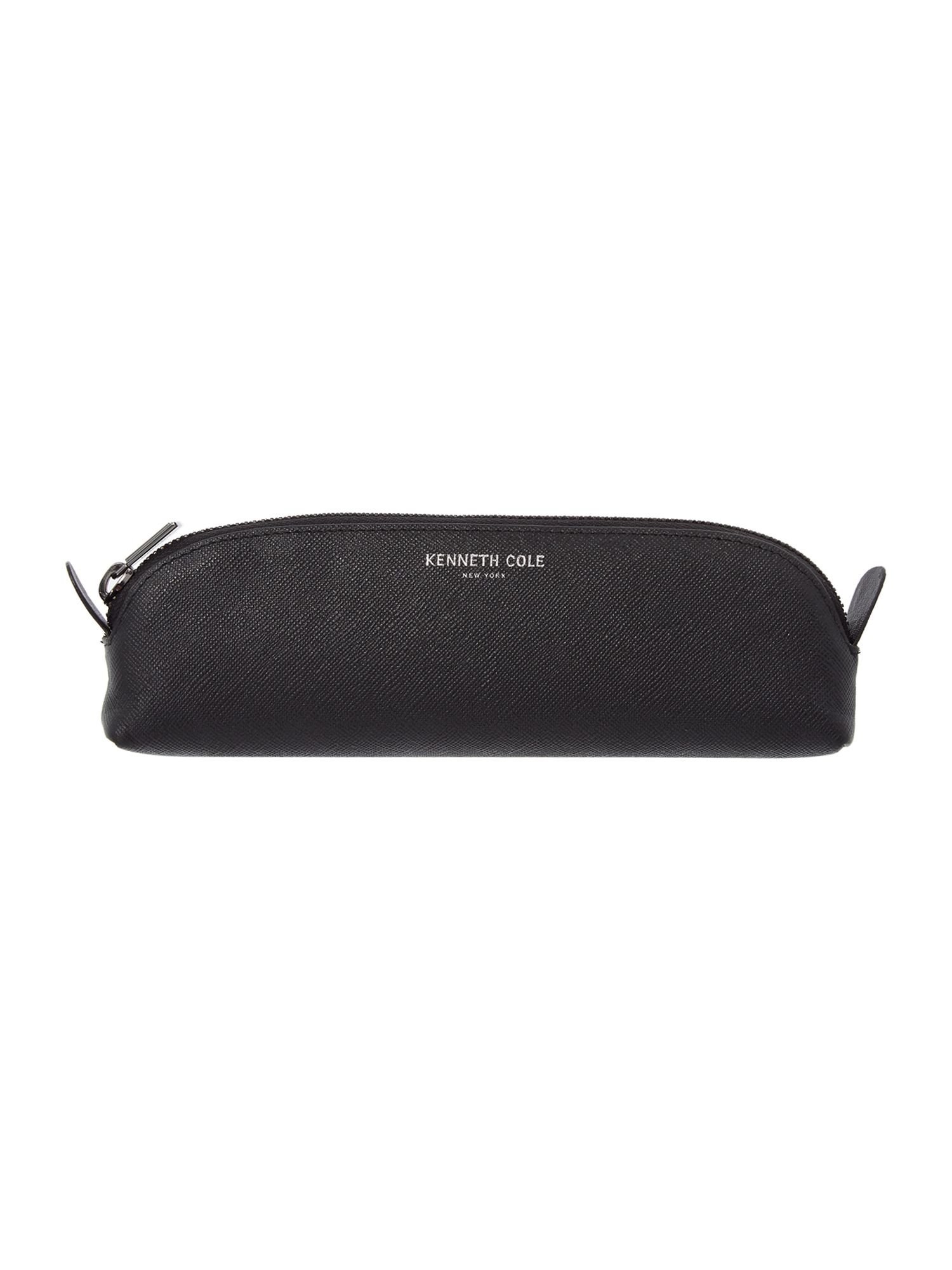 Leather Pencil Case by Kenneth Cole