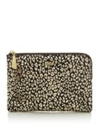 Biba Mini Leather Pouch
