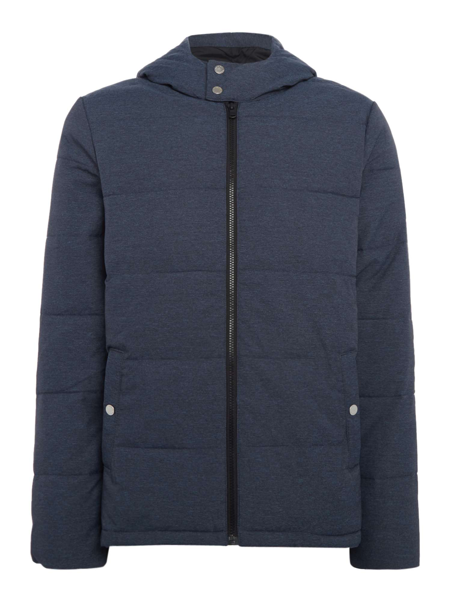 Original Penguin Men's Hooded Quilted Jacket at House of Fraser : penguin quilted jacket - Adamdwight.com