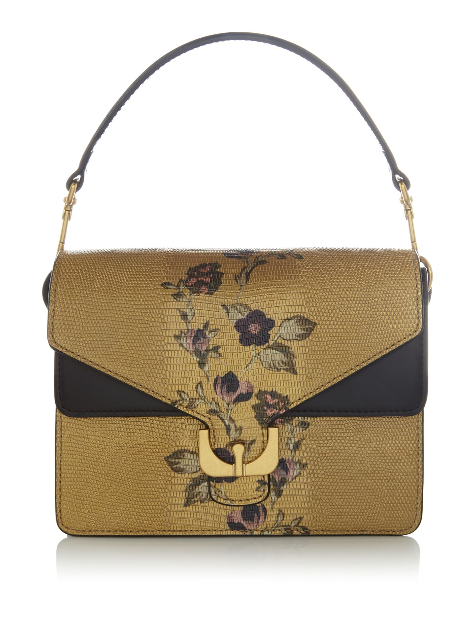 Coccinelle Ambrine Exotic Cross-Body Bag
