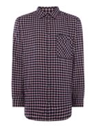 Men's Jack Wolfskin Fraser Island Checked Shirt