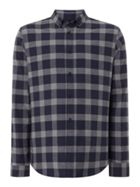 Men's Linea Lewis Long-Sleeve Check Shirt