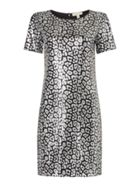 Michael Kors Sequin shift dress
